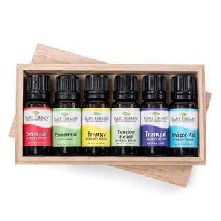 Plant Therapy Romance Set Essential Oil 6 pieces