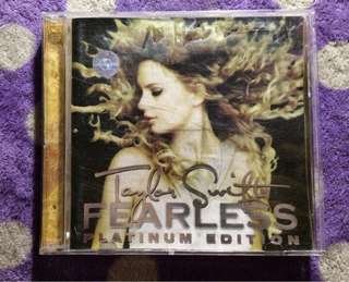Album Fearless Taylor Swift