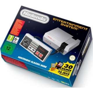 Nintendo Classic Mini EU