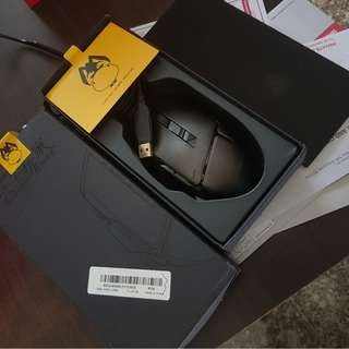 Like New James donkey 325RS gaming mouse