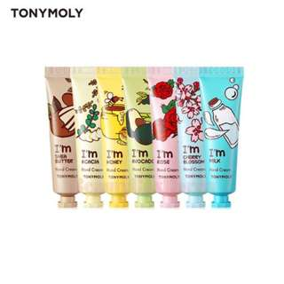 (D) Tony Moly Natural I'm Hand Cream 30ml