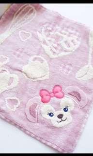🚚 達菲方巾小手帕