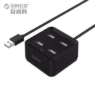 Orico DH4U 4 Ports USB Hub USB 3.0 Extension 1M Cable Windows