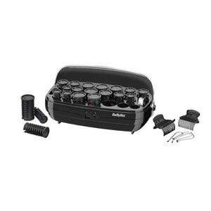 AUTHENTIC BABYLISS THERMO-CERAMIC HAIR ROLLERS - BLACK
