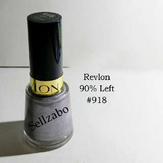 9/10 Relvon Silver Colour Nails Polish Finger Fingernails Toes Manicure Pedicure Care Sellzabo #918