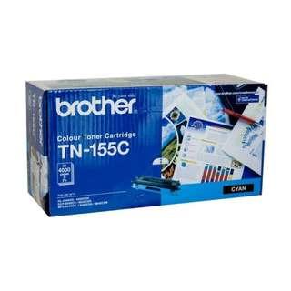 Brother TN-155 Cyan Toner Cartridge