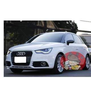 【老頭藏車 】2013 Audi A1『0元就把車貸回家 』『全貸,超貸,免保人』中古 二手 汽車