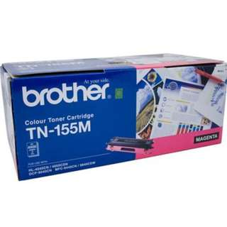 Brother TN-155 Magenta Toner Cartridge
