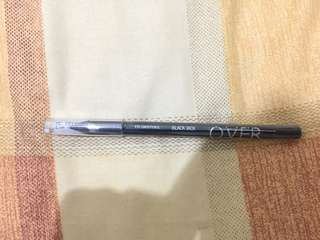 Make Over Eyeliner Pencil Black Jack