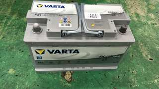 Varta AGM Battery ( Made In Germany)