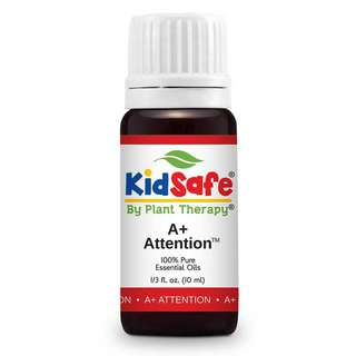 Plant Therapy A+ Attention KidSafe Essential Oil 10 mL