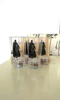 Batman vs Superman Cup with lightings