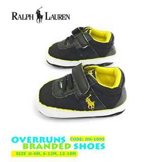 Baby Pre-Walker Shoes - DH1005