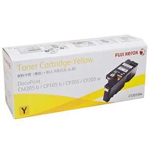 Fuji Xerox CT201594 Toner Cartridge - Yellow