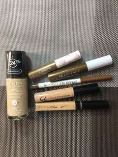 Make Up BUNDLE take all for 700!!