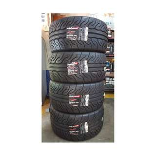 Yokohama ADVAN Neova AD08R 265/35R18 2016Year New Tyre