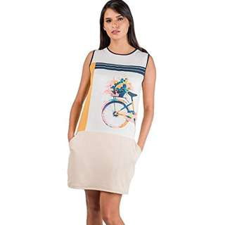 Free Shipping MM Plains & Prints Leremy Sleeveless Dress