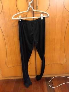 🚚 黑色內搭褲