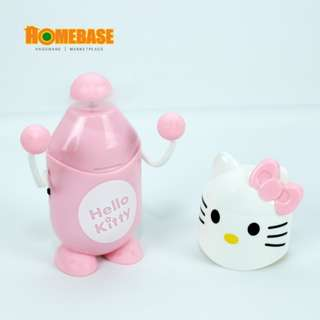 HOMEbase Mini USB fan Little Kitty Pink