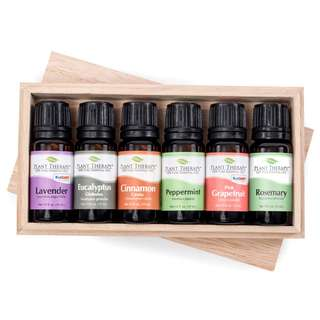 Plant Therapy Essential Oil Gift Set #2 (6 bottles)