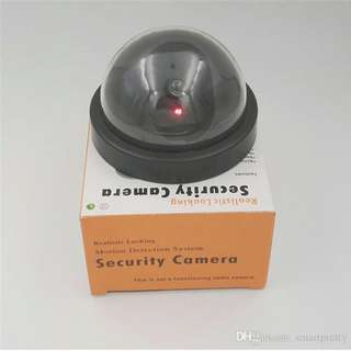 Decoy Dummy CCTV Camera (looks like the real thing)