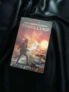 Percy Jackson & the Olympians : The Titan's Curse (3)