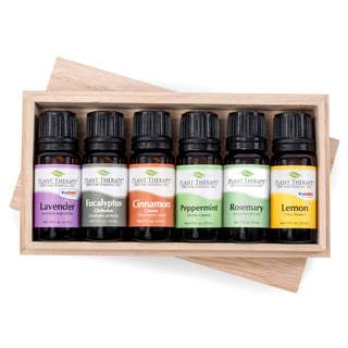 Plant Therapy Essential Oil Gift Set #4 (6 bottles)