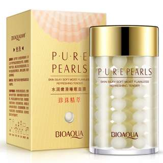 GV Authentic BIOAQUA Pure Pearl Moisturizing Anti Wrinkle