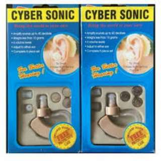 BUY ONE TAKE ONE PROMO CYBER SONIC HEARING AID