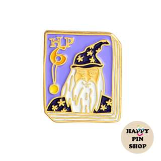 Harry Potter and the Half-Blood Prince Enamel Pin