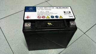 Mercedes Benz Backup Battery