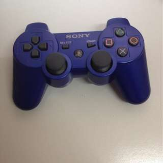 Wts original Sony PS3 Dualshock Controller (Blue)