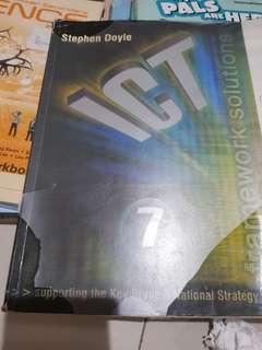 OXFORD Stephen Doyle ICT 7 framework solution