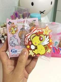 Cardcaptor Sakura CCS Twinkle Collection Kuji Prize G - Kero
