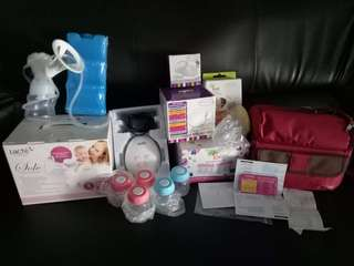Lacte Solo Breastpump