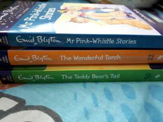Preloved Enid Blyton series