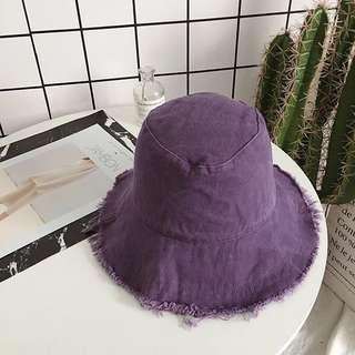 。平價不收邊漁夫帽。八色
