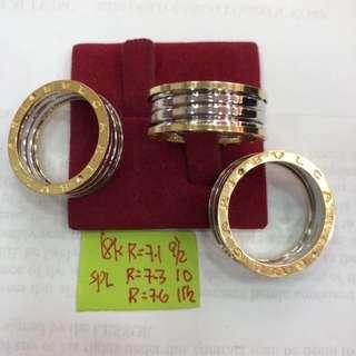 Gold Ladies' Ring