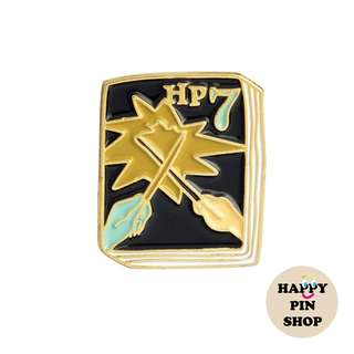 Harry Potter and the Deathly Hallows Enamel Pin