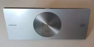 Samsung 3D Blu Ray Player BD-D7500