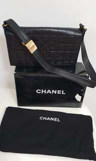 Chanel Square Quilted Bag