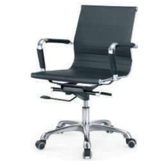 midback office leather chair - C-BNL182