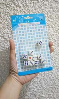 10 pcs Boardgames Dice