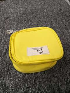 small pouch bag organizer ladies cosmetic men accessories