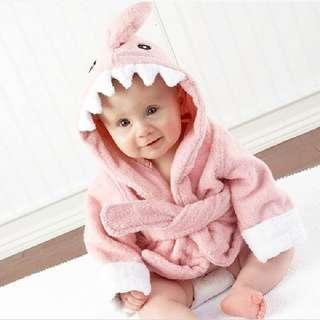 Baby Shark Bathrobe #July70