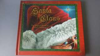 BN Santa Claus The Magical World Of Father Christmas