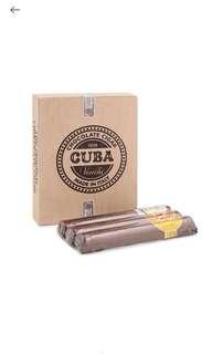 VENCHI Chocolate cigar gift set 朱古力雪茄木盒禮裝