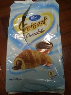 Midi牛角包(chocolate)