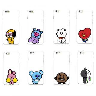 🚚 [PO] BTS BT21 #3 Case