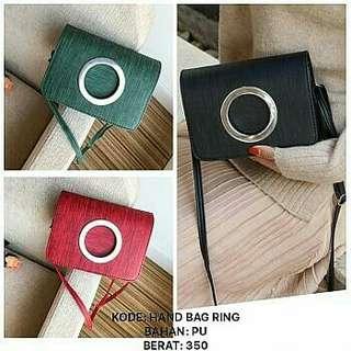 CXR HAND BAG IMPORT RING 80.000 P.20 T.16 L.7